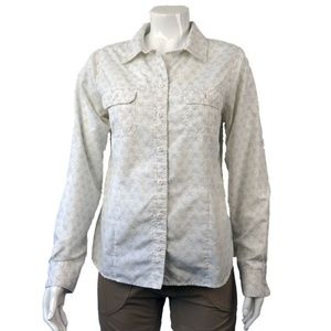 Eddie Bauer Long Sleeve Button Down